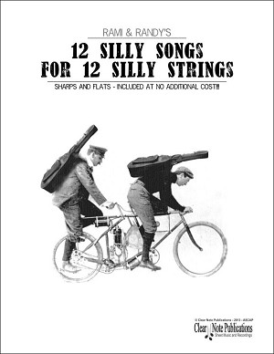 12 Silly Songs for 12 Silly Strings by Rami Vamos & Randall Avers