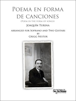 Poema en forma de canciones  (Poem in the form of songs) by Joaquín Turina