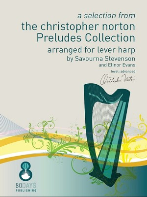 Christopher Norton Preludes Collection for Lever Harp