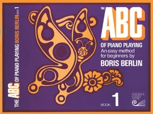 The ABC of Piano Playing Book 1