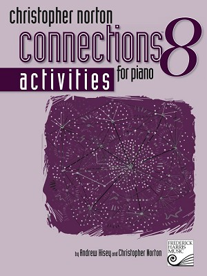 Christopher Norton Connections for Piano Activities 8