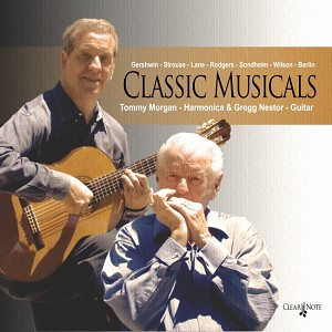 Classic Musicals by Tommy Morgan & Gregg Nestor - CD
