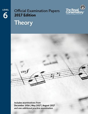 Level 6 Theory Examination Papers 2017 Edition
