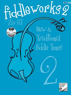 Fiddleworks 2 Music Book with CD