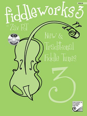 Fiddleworks 3 Music Book with CD