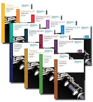 Clarinet Series, 2014 Edition Conference Set