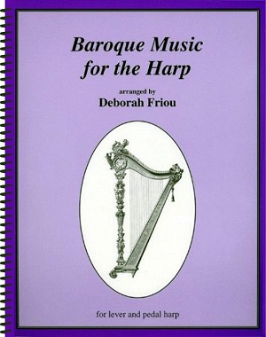 Baroque Music for the Harp