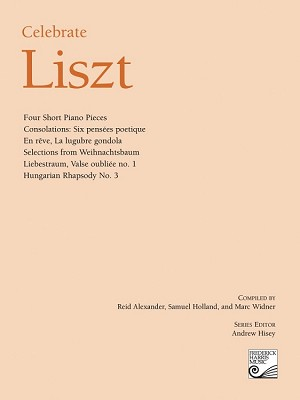 Celebrate Liszt (out of print)