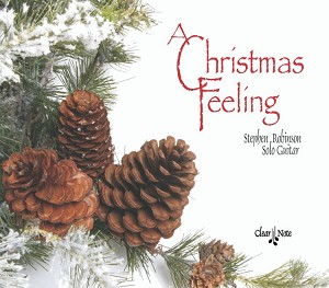 A Christmas Feeling by Stephen Robinson - Download