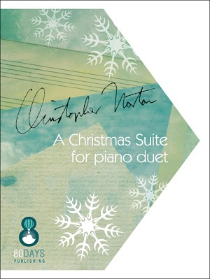 A Christmas Suite for piano duet