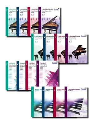 Complete 16-Book Intermediate Set