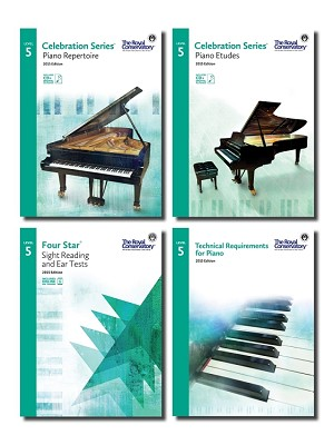 Piano Level 5 Set