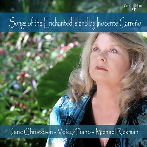 Songs of the Enchanted Island By Jane Christeson
