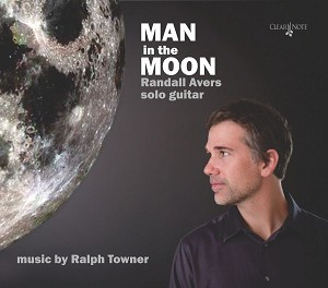 Man In The Moon by Randall Avers - CD
