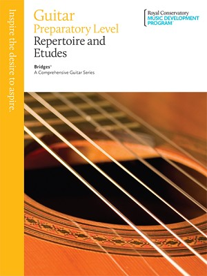Bridges 2011 - Preparatory Guitar Repertoire and Studies (No Longer Available)