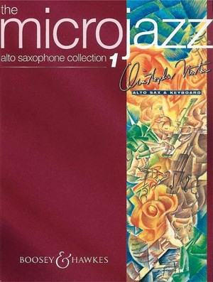 Microjazz Alto Saxophone Collection