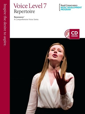 Voice Repertoire 7 (Limited Closeout Inventory)