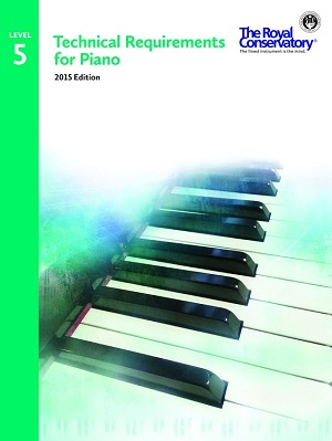 Technical Requirements for Piano Level 5