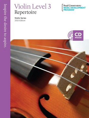 Violin Repertoire Level 3