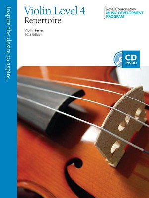 Violin Repertoire Level 4