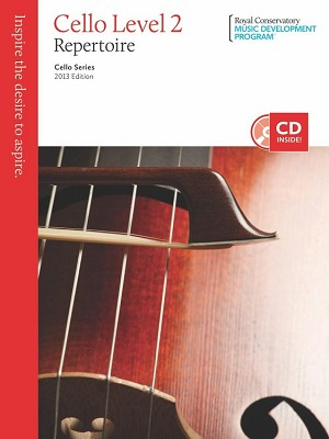 Cello Level 2 Repertoire 2013 Edition